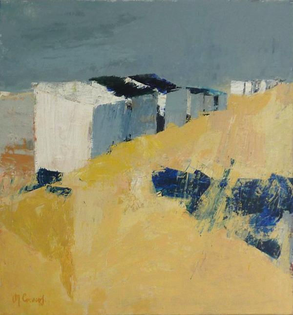 Zee en strand  Mieke Corvers – Kunstschilder Maarheeze